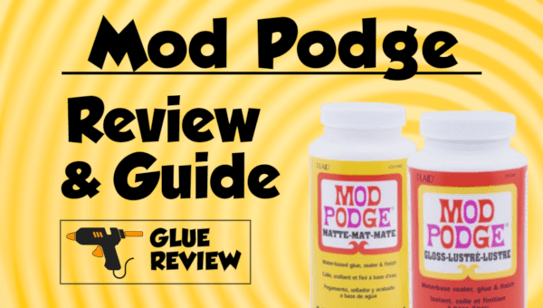 Mod Podge Review and Guide
