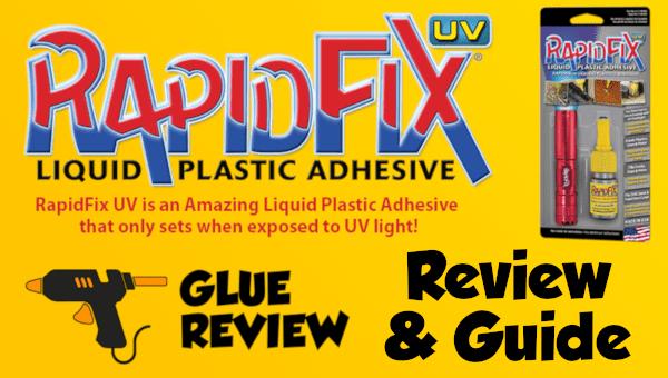 RAPIDFIX UV Liquid Plastic