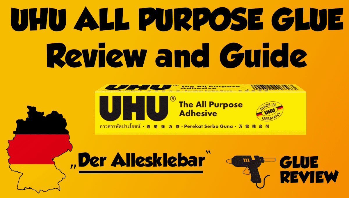 GlueReview.com UHU Glue Review and Guide