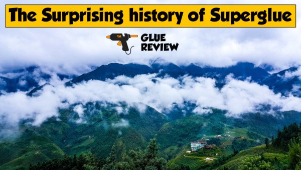The Surprising History of Super Glue