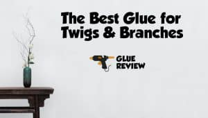 Best Glue for Twigs and Branches