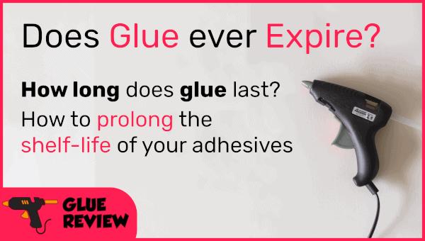 Does Glue Expire?